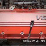 Citroen XM V6 - ZPJ Motor ein-ausbauen-1