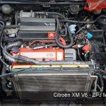Citroen XM V6 - ZPJ Motor ein-ausbauen-3