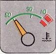 Anzeige BX Kühlwassertemperatur 2