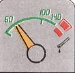 Anzeige BX Motoröltemperatur