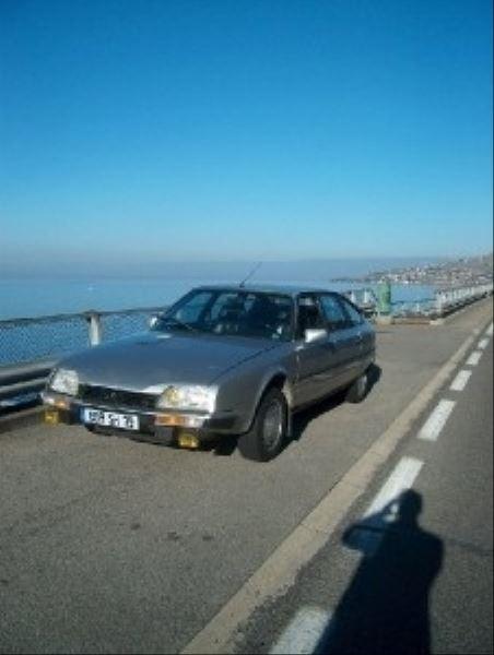 Citroen CX 25 GTi Turbo - 001