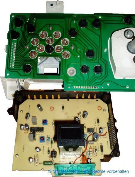 Automatikanzeige XM Y4 - 17