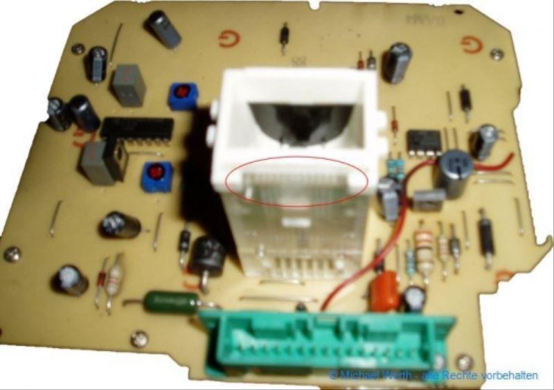Automatikanzeige XM Y4 - 20