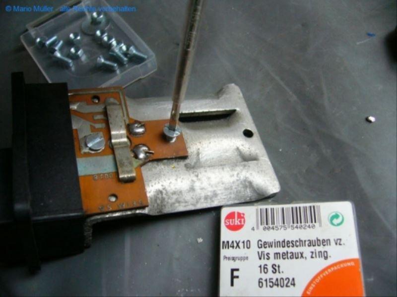 Citroen BX - Kondensator_freilegen_13